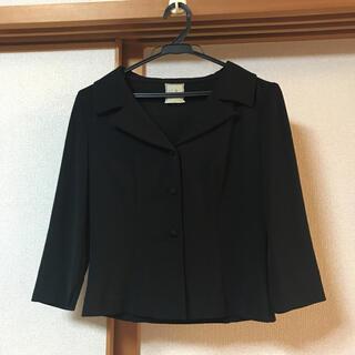 シビラ(Sybilla)のシビラ sybilla (ホコモモラ 同系) ジャケット ブラック(テーラードジャケット)