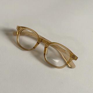 ビューティアンドユースユナイテッドアローズ(BEAUTY&YOUTH UNITED ARROWS)のクリアメガネ(サングラス/メガネ)