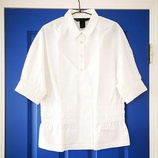 マークバイマークジェイコブス(MARC BY MARC JACOBS)の新品MARCBYMARCJACOBSシャツsizeLマークバイマークジェイコブス(Tシャツ(半袖/袖なし))