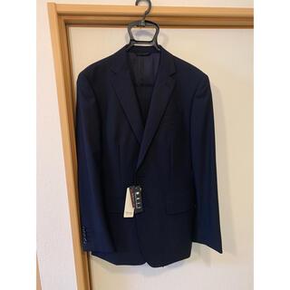 アオキ(AOKI)のスーツ セットアップ 紺色(セットアップ)