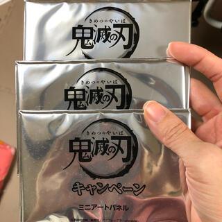 鬼滅の刃 アートパネル3枚セット(その他)