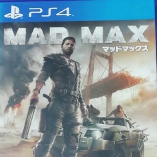 マッドマックス PS4 MADMAX