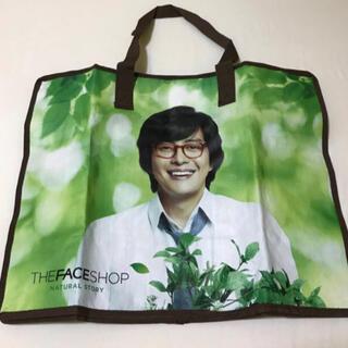 THE FACE SHOP - フェイスショップFACE SHOP ペ・ヨンジュン ショッピングバッグ