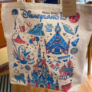Disney - 香港ディズニー❤️15周年スタバコラボ✨トートバック