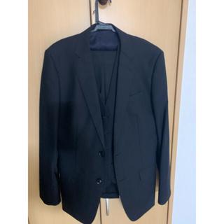 アオキ(AOKI)のスーツ セットアップ 黒色(セットアップ)