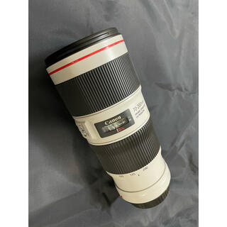 Canon - Canon EF 70-200mm F4L IS Ⅱ USM
