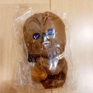タカラトミーアーツ(T-ARTS)のスター・ウォーズ チューバッカ ちょっこりさんぬいぐるみ(SF/ファンタジー/ホラー)