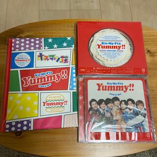 Kis-My-Ft2 - Yummy!!/Kis-My-Ft2