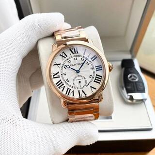 売れ筋!!!カルティエ Cartier メンズ 腕時計 自動巻