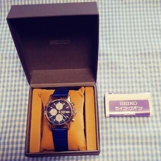 セイコー(SEIKO)の♥SEIKO CHRONOGRAPH メンズ腕時計♥(腕時計(アナログ))