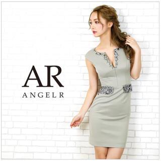 AngelR - エンジェルアール ビジュー タイトドレス