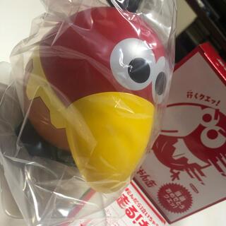 モリナガセイカ(森永製菓)の早い者勝ち‼️走るキョロちゃん缶!グリコ キョロちゃん(キャラクターグッズ)