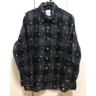 ユニフォームエクスペリメント(uniform experiment)のuniform experiment チェックシャツ ネルシャツ(シャツ)