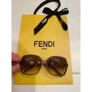 FENDI - 確実正規品‼︎  FENDI フェンディ サングラス