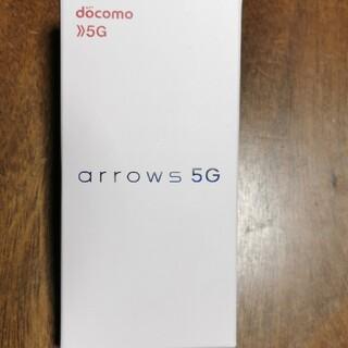 富士通 - 【新品未使用】docomo arrows 5G F-51A/K