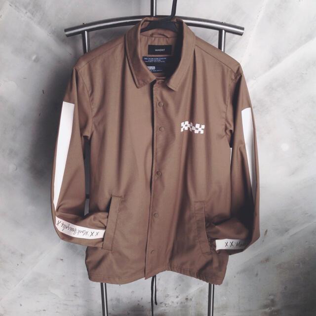 HUF(ハフ)のINHERIT インヘリット × マークゴンザレス サイズM  コーチジャケット メンズのジャケット/アウター(ブルゾン)の商品写真