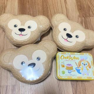 Disney - ディズニーお菓子   未開封   4個セット    ダッフィー&フレンズ