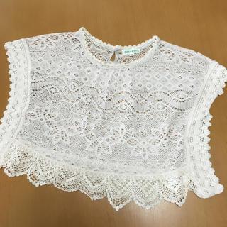 サンカンシオン(3can4on)のシースルートップ♡120cm(Tシャツ/カットソー)