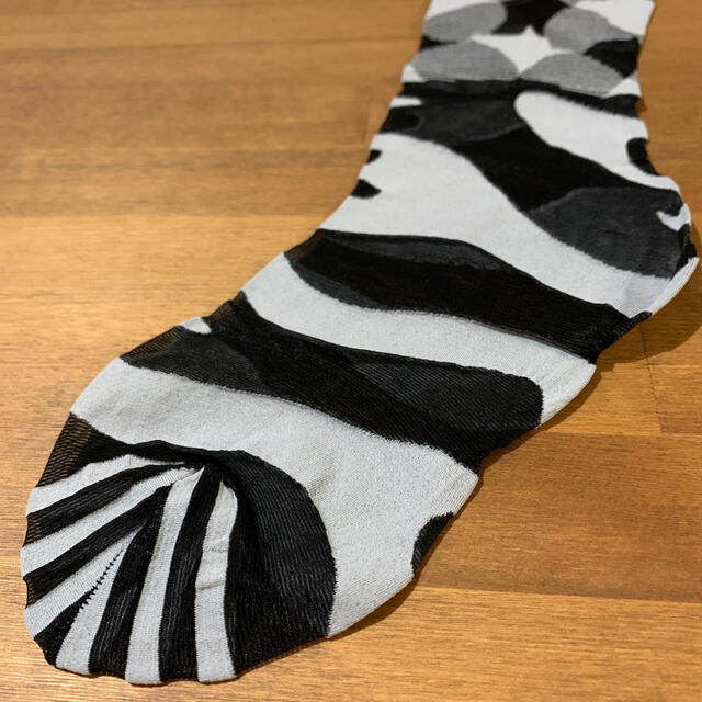 Vivienne Westwood(ヴィヴィアンウエストウッド)の★新品★Vivienne Westwood  ハイソックス丈靴下 23〜25㎝ レディースのレッグウェア(ソックス)の商品写真