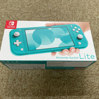 Nintendo Switch - 新品未開封 Nintendo switch Lite ターコイズ 値引きなし