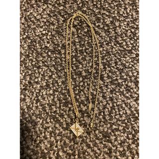 ハリーウィンストン(HARRY WINSTON)のハリーウィンストン ネックレス ゴールドダイヤ(ネックレス)