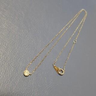 JEWELRY TSUTSUMI - K10 ダイヤモンドネックレス