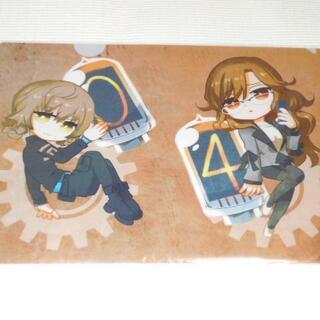 STEINS;GATE 0 クリアファイル 阿万音鈴羽&桐生萌郁 シュタインズ・(クリアファイル)