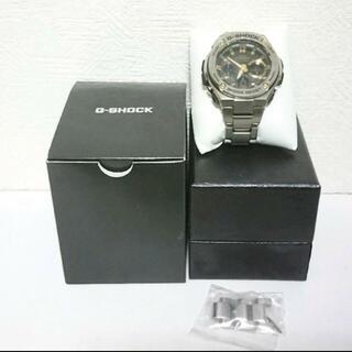 G-SHOCK - casio Gスティール 腕時計