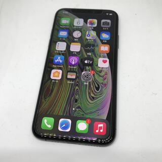 iPhone - iPhone XS 10S SIMフリー 256GB スペースグレー