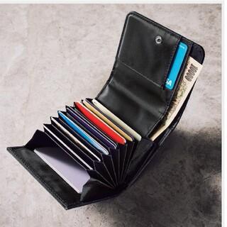 エストネーション(ESTNATION)の新品未使用 エストネーション 蛇腹式ミニ財布(折り財布)
