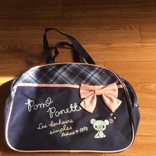 ポンポネット(pom ponette)の【新品】ポンポネット かばん(その他)