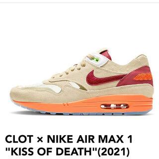 "NIKE - CLOT × NIKE AIR Max 1 ""K.O.D""   26.5cm"