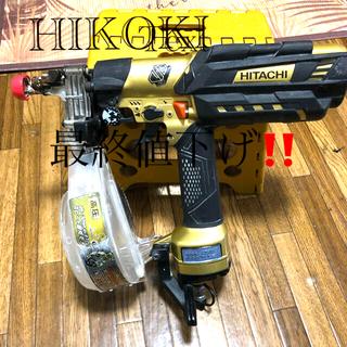 ヒタチ(日立)のHiKOKI 高圧ねじ打機 スピード優先モデル WF4H3(S)(その他)