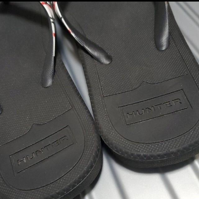 HUNTER(ハンター)のEriii様専用 ハンター ビーチサンダル 23cm レディースの靴/シューズ(ビーチサンダル)の商品写真