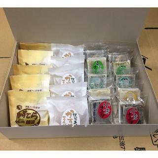 コロナに負けるな特価!福岡県大牟田市(有)亀屋かすてら饅頭きんつばセット6箱!(菓子/デザート)
