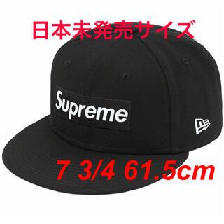 シュプリーム(Supreme)の新品未使用 Supreme Champions Box Logo New Era(キャップ)