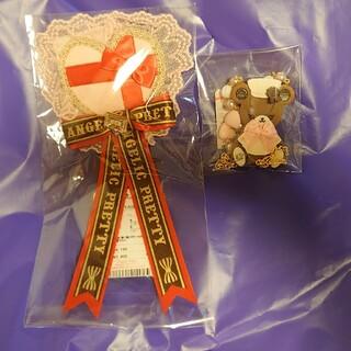 Angelic Pretty - bear's chocolaterie ショコラティエネックレス ロゼッタ
