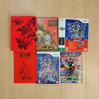 Wii - SDガンダムGGENERATION WORLDコレクターズパック  Wii