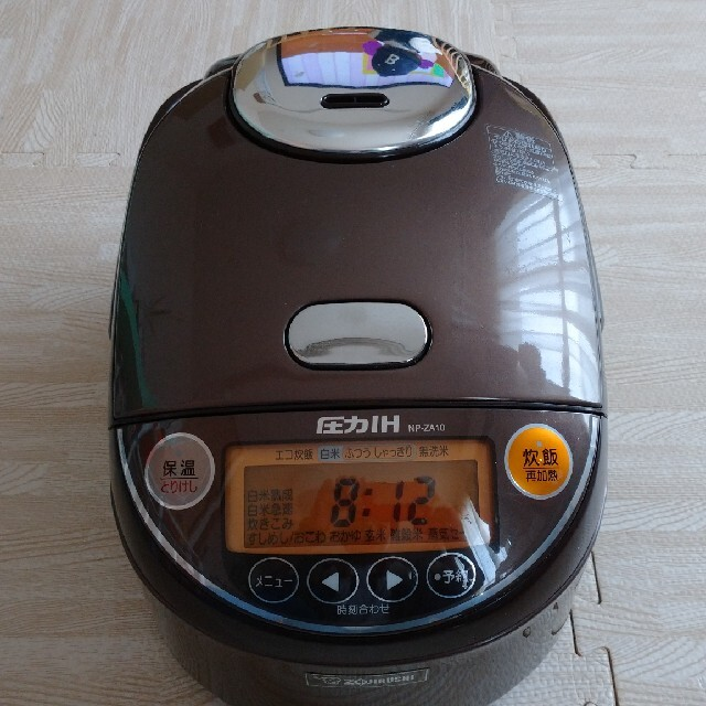 象印(ゾウジルシ)の【お買い得】ZOJIRUSHI IH炊飯器 スマホ/家電/カメラの調理家電(炊飯器)の商品写真