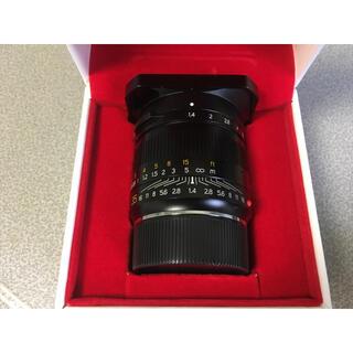ライカ(LEICA)のTTartisan 銘匠光学 35mm f1.4(レンズ(単焦点))