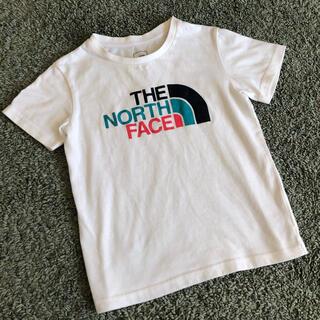 ザノースフェイス(THE NORTH FACE)のノースフェイス Tシャツ キッズ 120センチ(Tシャツ/カットソー)