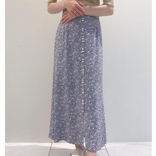 FRAY I.D - フレイ アイディー フレアーナロースカート