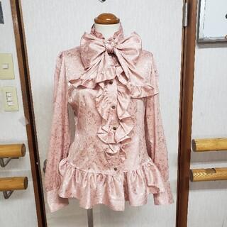 ALICE and the PIRATES - アリスアンドザパイレーツ 薔薇フリルブラウス 日本製 未使用