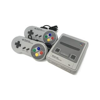 Nintendo クラシックミニ スーパーファミコン(家庭用ゲーム機本体)