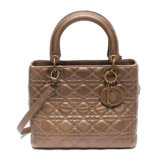 クリスチャンディオール(Christian Dior)のクリスチャンディオール 2WAY ハンドバッグ ショルダーバッグ レディース(ハンドバッグ)