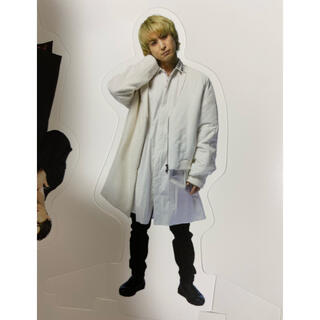 snowman付録カスタムスタンド佐久間大介のみ(アイドルグッズ)