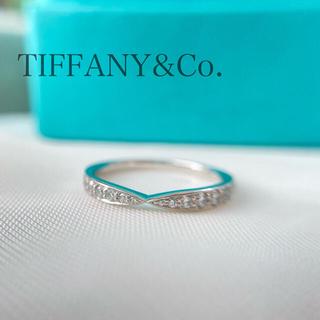 Tiffany & Co. - ティファニー ハーモニー ビーズセット ダイヤモンド リング