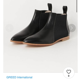 GREED - Greed International Wood Side Gore Boots