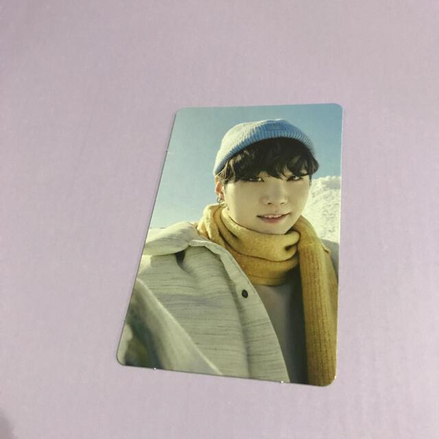 bts ウィンパケ トレカ ユンギ エンタメ/ホビーのCD(K-POP/アジア)の商品写真