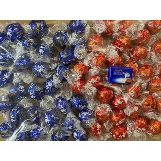 リンツ(Lindt)の【1セット限定☆おまけ付】リンツ リンドール チョコレート  60個(菓子/デザート)
